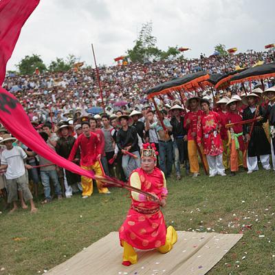 Làng văn hóa - du lịch các dân tộc việt nam đón 300.000 du lịch mỗi năm